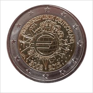 2ユーロ記念硬
