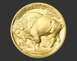 バッファロー金貨