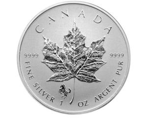 メイプル銀貨
