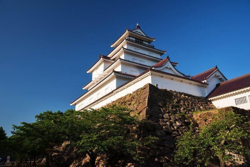 福島県にあるお城