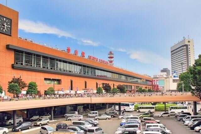宮城県の駅