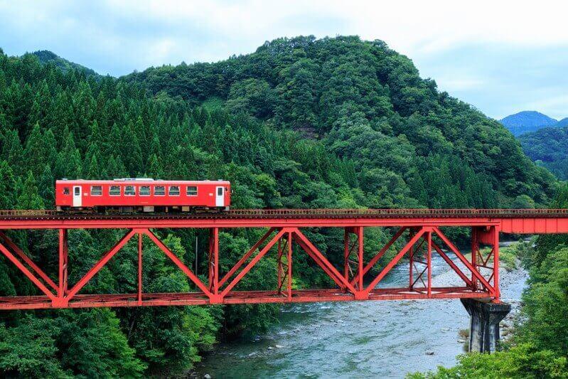 秋田県にある橋
