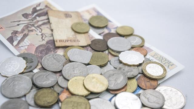 外国の硬貨・紙幣