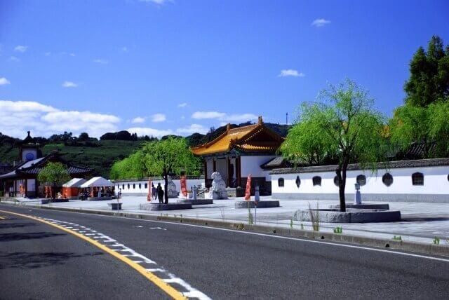 鳥取県の街並み