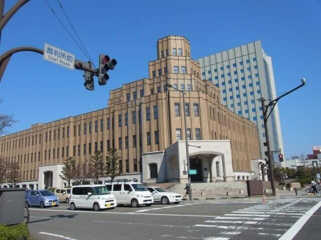 福井県にある県庁舎