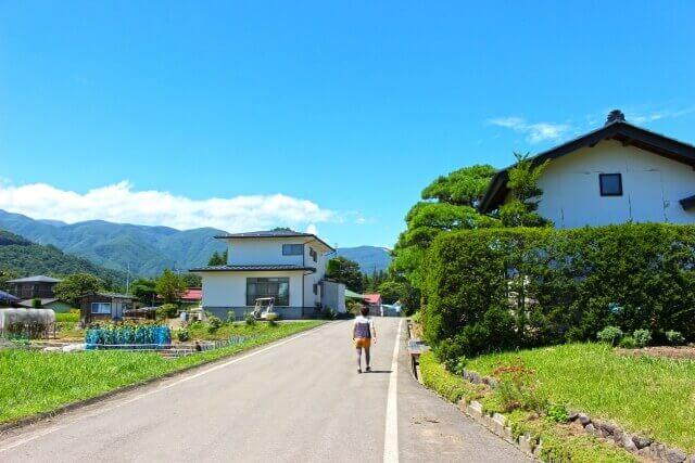 長野県にある道路